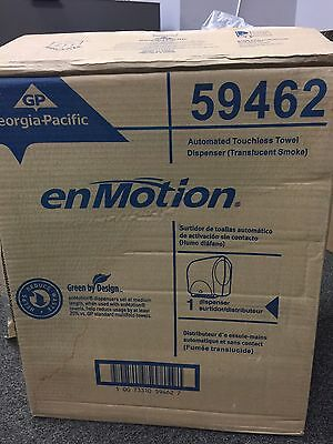 Georgia Pacific Enmotion 59462 Classic Automated Touchless Paper Towel Dispenser