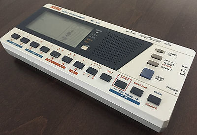 Kork Music Programmer MP-100 MIDI Mini Sequencer Retro Vintage 90er