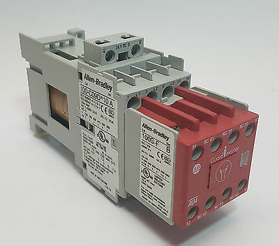 Allen Bradley 100S-C09DJ14C Guard Master Series A Safety Contactor 24VDC