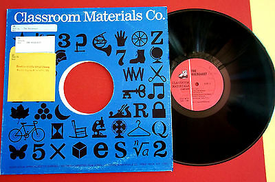 The Holocaust Classroom Materials- 1974 Library Vinyl Record Issue- Rare History