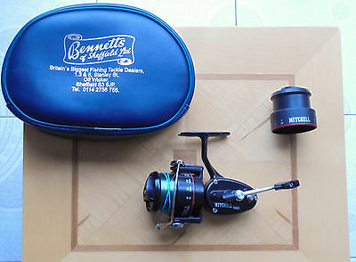 Early 80's Mitchell 300S fishing Reel