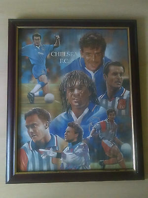 Chelsea Framed Picture 1996