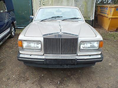 Rolls Royce Silver Spirit Breaking For Spares