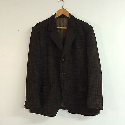 Vintage Harris Tweed Men's Blazer
