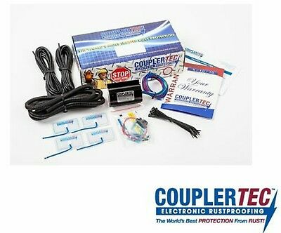 Couplertec Electronic Rustproofing Control Systems - HD Pick-ups, SUVs and Vans