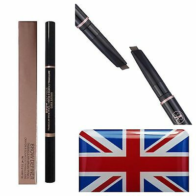 Anastasia Beverly Hills Eyebrow Brow Definer Liner Dipbrow Pencil EBONY BLACK