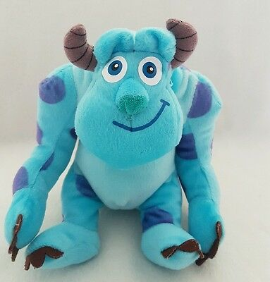 Sulley Monster's Inc university sully plush 9 inch new* disney soft toy