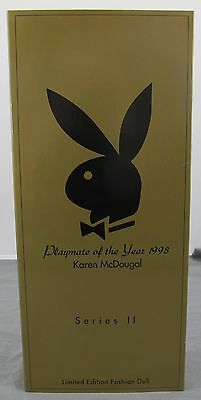 Playboy Playmate of The Year 1998 Karen McDougal Limited Edition Fashion Doll