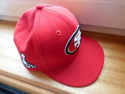 San Francisco 49ers Cap **worn just once**