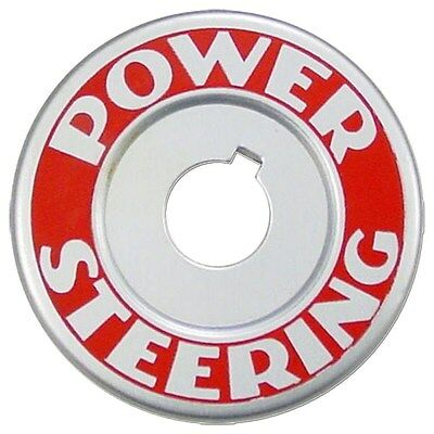 Power Steering Plate Emblem Fits Ferguson TO35 202 203 204 205 303 404 35 65
