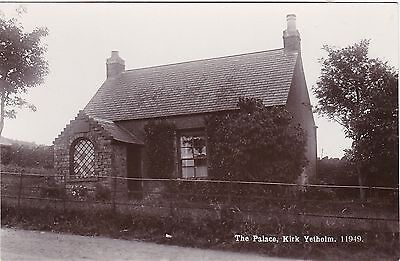 The Palace, KIRK YETHOLM, Roxburghshire - Monarch RP