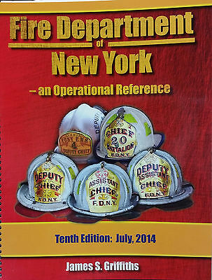 FDNY Operational Reference, 10/e, Jim Griffiths, 2014