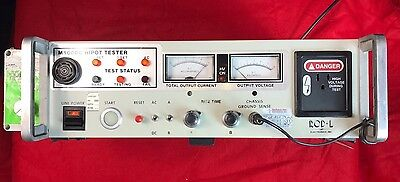 Rod-L M100Dc / M100Dc-5.5-5 Hipot Tester *see Description*