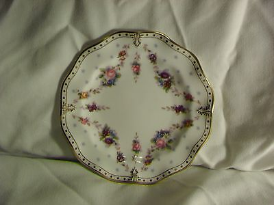 """ROYAL CROWN DERBY ROYAL ANTOINETTE 6"""" SIDE PLATE 1st QUALITY"""