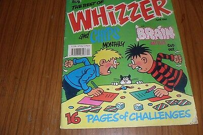 The Best of Whizzer and Chips Monthly  - April 1991