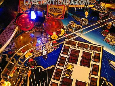 TWILIGHT ZONE PINBALL - DEAD END STREET LAMP  [pinball flipper machine MOD]