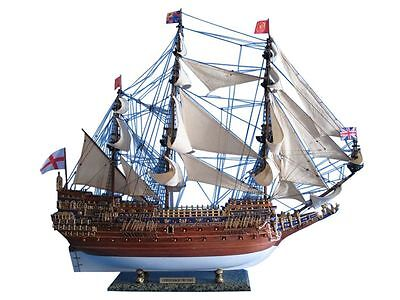 """Sovereign of the Seas Limited 39"""" - Historic Model Ship - Museum Quality Boat"""