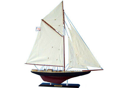 """Valkyrie Limited 25"""" - Scale Model Sailing Ship - Wooden Boat Model - Tall Ship"""