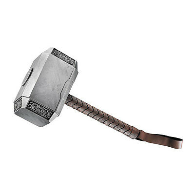 "THOR 16"" Movie Hammer Replica Adult Child The Avengers Costume Accessory 26644"