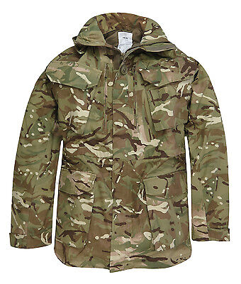 MTP PCS Windproof Combat Smock (New in Packet) size 200/112 XXL
