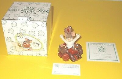 Charming Tails / Leaf & Acorn Club You're One Sweet Surprise & Membership Pin