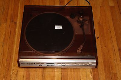 Marantz 6370Q Vintage Turntable with Shure V15 Type IV Cartridge