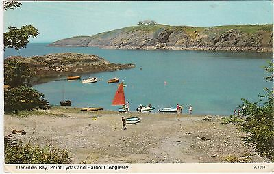 The Bay, Point Lynas & Harbour, LLANEILIAN, Isle Of Anglesey