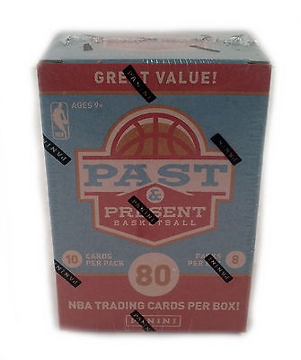 4 x NBA basketball card boxes. factory sealed - autos COMPLETE, PANINI, PRESENT