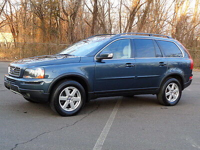 2007 Volvo XC90 AWD 4WD 3RD ROW SEATS 2ND-OWNER! LOADED! NO RESERVE SUNROOF LEATHER HEATED/MEMO SEATS DUAL CLIMATE CONTROL XC-90 XC 90