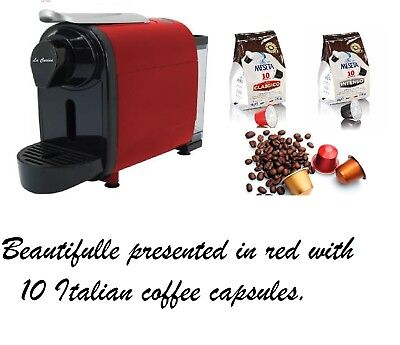 Morphy Richards Espresso Coffee machine with milk frother ?18.00 - PicClick UK