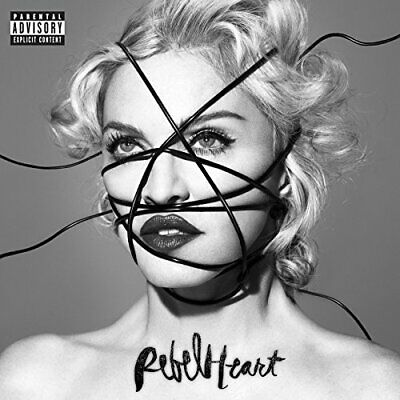Rebel Heart (Deluxe) - Madonna CD MOVG The Cheap Fast Free Post The Cheap Fast