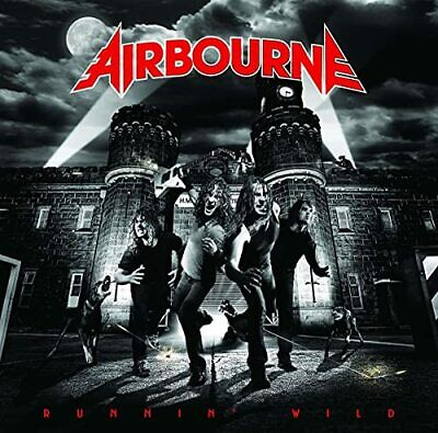 Airbourne - Runnin Wild - Airbourne CD UKVG The Cheap Fast Free Post The Cheap