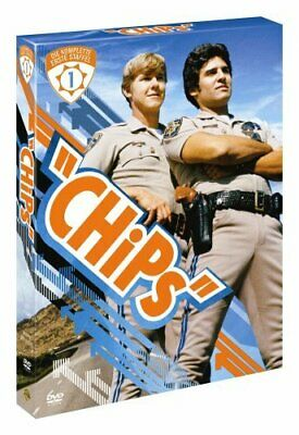CHiPs - Complete Season 1 [DVD] [2007] - DVD  FGVG The Cheap Fast Free Post