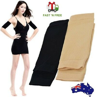 Arm Shaper Wrap Belt Band Slimming Cellulite Fat Burner Thigh Weight Loss x 2
