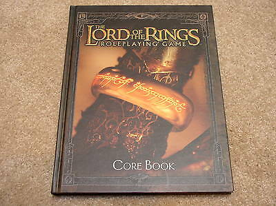 Decipher The Lord of the Rings Core Book hardcover