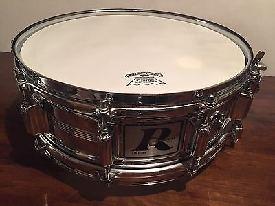 Rogers dynasonic 14 x 5 complete snare very good condition