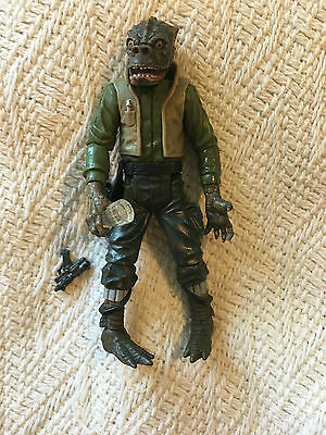 Star Wars Legacy Collection Hrchek Kal Fas Action Figure Accessories
