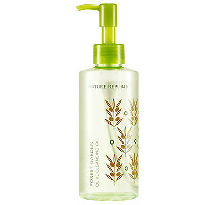 Nature Republic Forest Garden Olive Cleansing Oil 200ml
