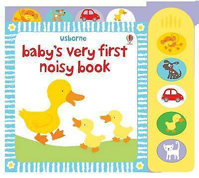 -Baby`S Very First Noisy Book  BOOK NEW