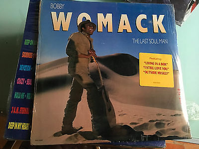 LP  NUOVO SEALED!!     Bobby Womack – The Last Soul Man Label: MCA Records – M
