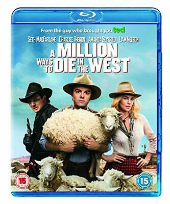A Million Ways to Die in the West [Blu-ray] [Region Free] - DVD  GCVG The Cheap