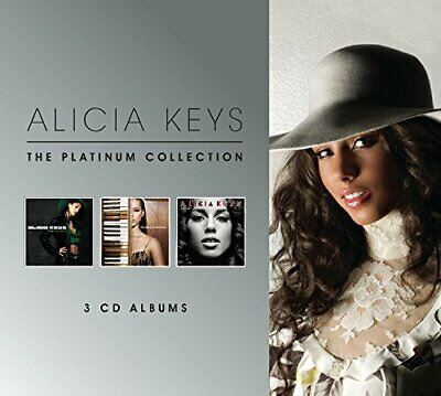 Alicia Keys - The Platinum Collection - Alicia Keys CD 5KVG The Cheap Fast Free