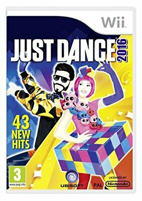 Just Dance 2016 (Nintendo Wii) - Game  UGVG The Cheap Fast Free Post