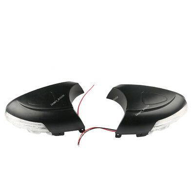 x2 Front Left Right For VW Tiguan Wing Mirror Turn Signal Indicator Light Lamp
