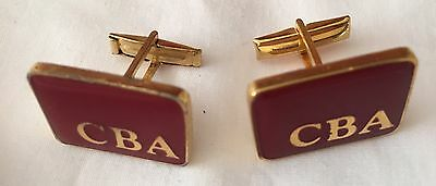 Old Commercial Bank Cufflinks Set B