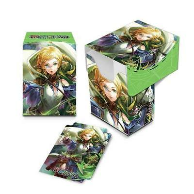 Ultra Pro Deck Box - Force of Will -  Fiethsing Six Sage of Holy Wind