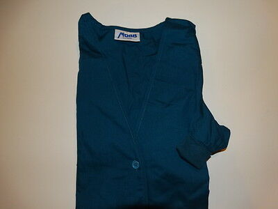 MOBB V Warm-Up Medical Scrub Jacket XS NWT