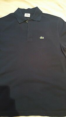 Lacoste sport polo shirt Age 16-Navy