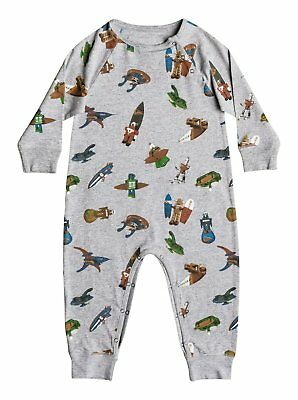 Quiksilver™ Submarine Body - Long Sleeve Body - Long Sleeve Body - Baby Boys