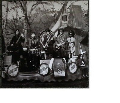 THE RACONTEURS consolers Promo POSTER flat